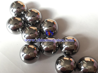 Tungsten Carbide Punching Ball Picture